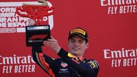 F1 Red Bull, Verstappen: «Un podio centrato grazie alla partenza»