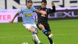 Serie A Spal-Napoli 1-2, il tabellino