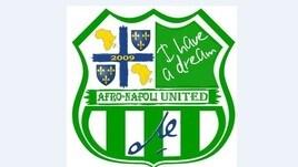 Afro-Napoli United, rapinato il presidente Gargiulo