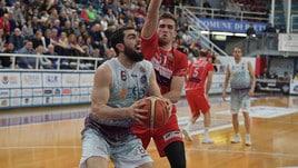 Basket, Serie A2: Rieti crolla a Treviso. Vincono Verona e Montegranaro