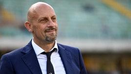 Serie A Chievo, Di Carlo: «Pellissier è una bandiera, come Totti»