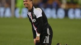 Roma-Juventus, Ronaldo: «Non abbiamo ottenuto il risultato che volevamo»