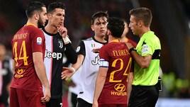 Roma, Florenzi: «Ronaldo pensa di poter fare quello che vuole»