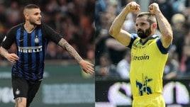Diretta Inter-Chievo Verona ore 21: come vederla in tv e formazioni ufficiali