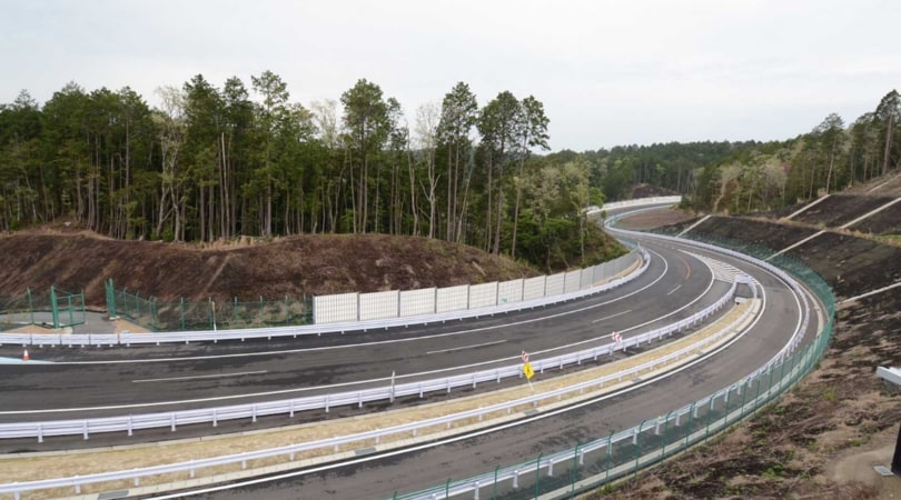 Toyota ricrea in Giappone una pista stile Nurburgring