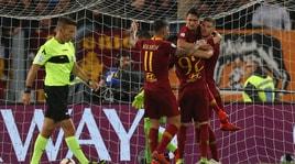 Moviola serie A, Roma-Juve: giusto annullare il gol di Ronaldo