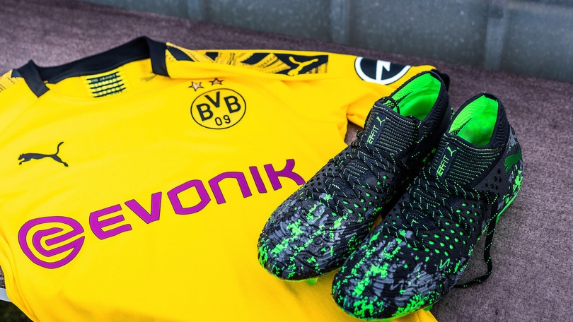 PUMA: il nuovo Home Kit per i 110 anni del Borussia Dortmund
