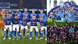 Napoli sprecone: secondo il CIES gli azzurri avrebbero potuto vincere lo scudetto