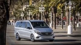 Mercedes EQV: il van elettrico di lusso