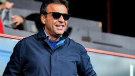 Serie A Empoli, Corsi: «Salvezza? Proveremo a fare l'impresa»