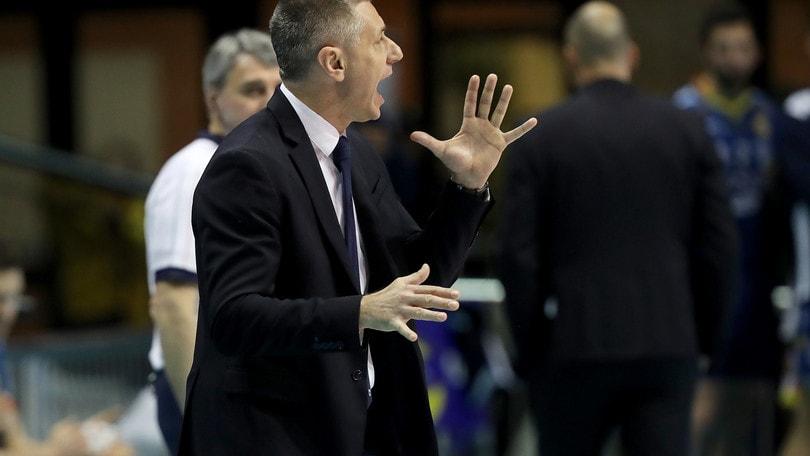Volley: Superlega, Radostin Stoytchev è il nuovo tecnico di Verona