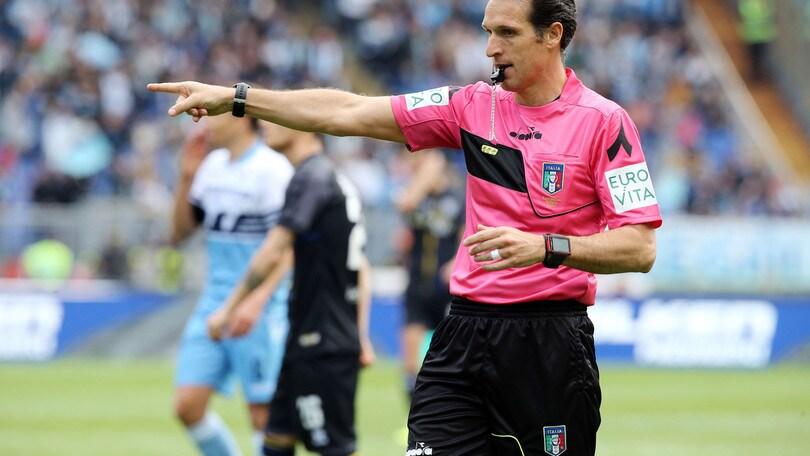 Coppa Italia, Lazio-Atalanta affidata a Banti
