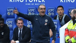 Sarri vola a Boston: «Non so se resterò al Chelsea»
