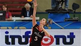 Volley: A1 Femminile, Laura Heyrman: colpo grosso di Monza