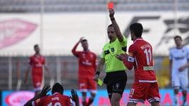 Serie B, sei calciatori squalificati per un turno