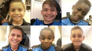 Gomez leader anche su Instagram: ecco l'Atalanta dei bambini!