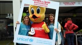 Corriere dello Sport e UNICEF insieme agli Internazionali di Tennis