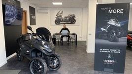 Quadro Vehicles apre uno store a Roma