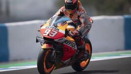 MotoGp, Honda: Marquez ospite speciale allo stadio di Lipsia