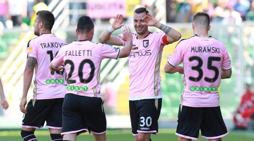Palermo retrocesso in Serie C!