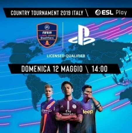 ErCaccia98 vince il FUT Global Series Tournament: è il nuovo campione d'Italia di FIFA19