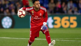 «Keylor Navas via dal Real Madrid? Un'idea per Roma e Inter»