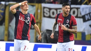 """Tris al Parma: il Bologna """"vede"""" la salvezza"""