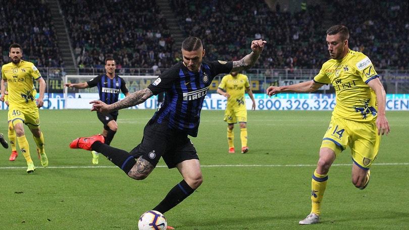 Serie A Inter-Chievo 2-0, il tabellino