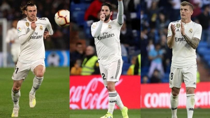 «Rivoluzione Psg: 210 milioni per Bale, Isco e Kroos»