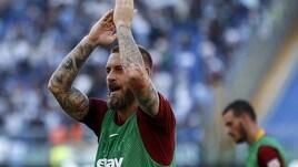 Roma-De Rossi: è addio. Contro il Parma la sua ultima gara in giallorosso