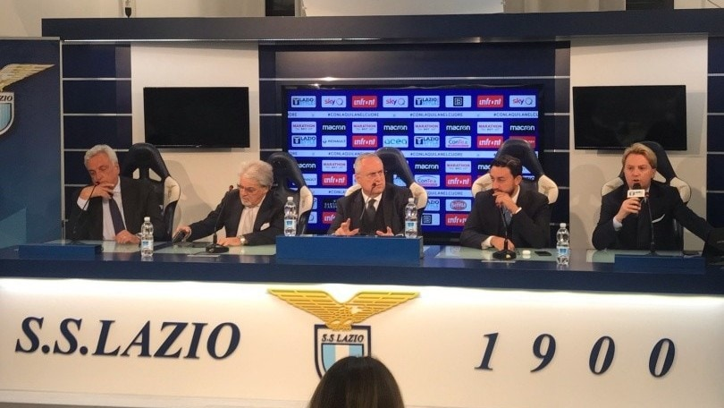 L'appello di Lotito: «La finale di Coppa Italia sia una giornata di sport»