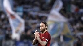 Roma, De Rossi saluta: in quota c'è il gol contro il Parma