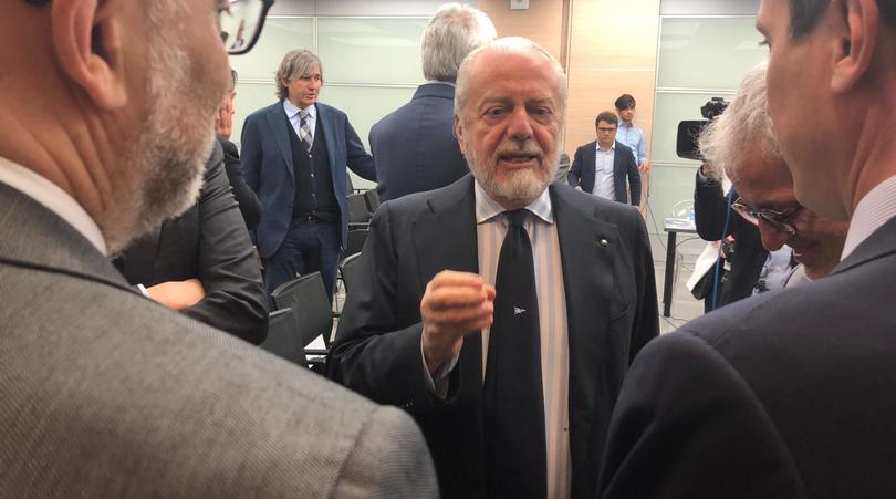 """Il calcio che vogliamo, forum al Corriere dello Sport. Mancini: """"Serve più coraggio con i giovani"""""""