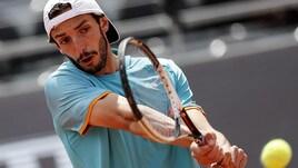 Tennis, Internazionali: Cilic supera un ottimo Andrea Basso