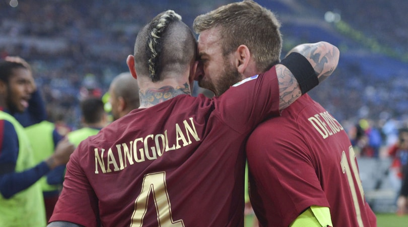 Addio De Rossi, Nainggolan attacca la Roma: «Una storia già vista...»