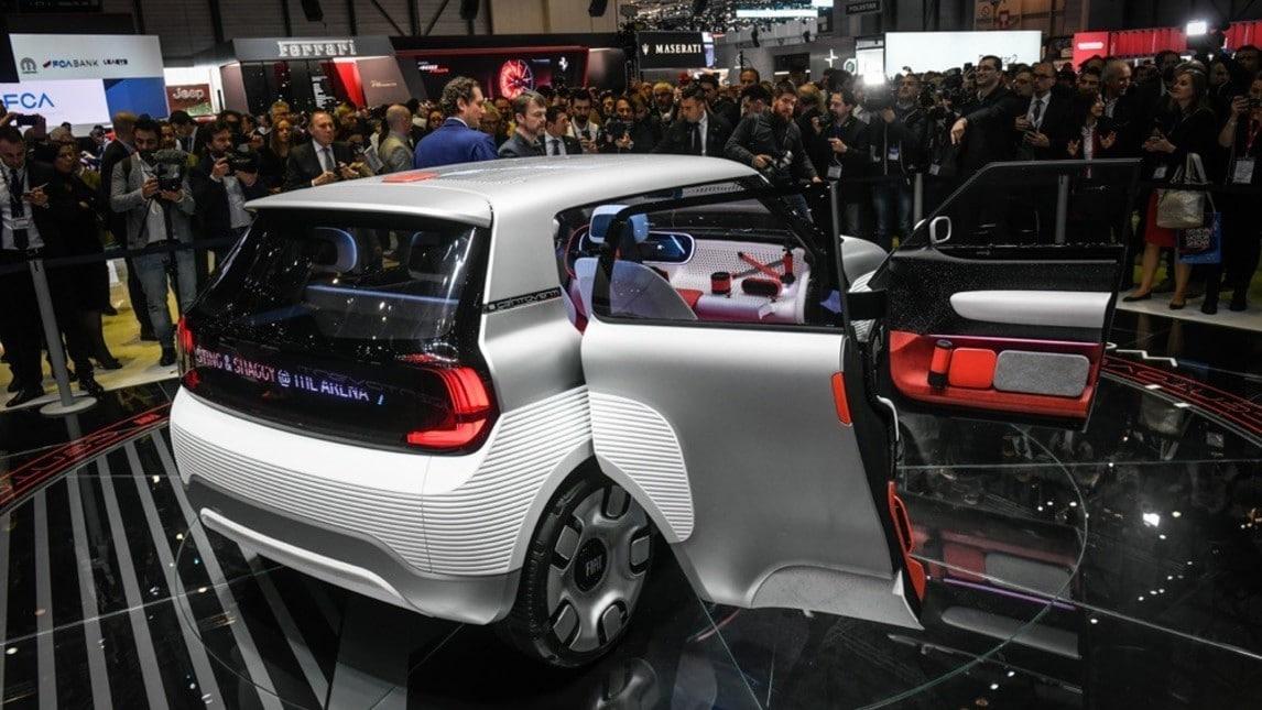 Fiat Centoventi Concept: foto