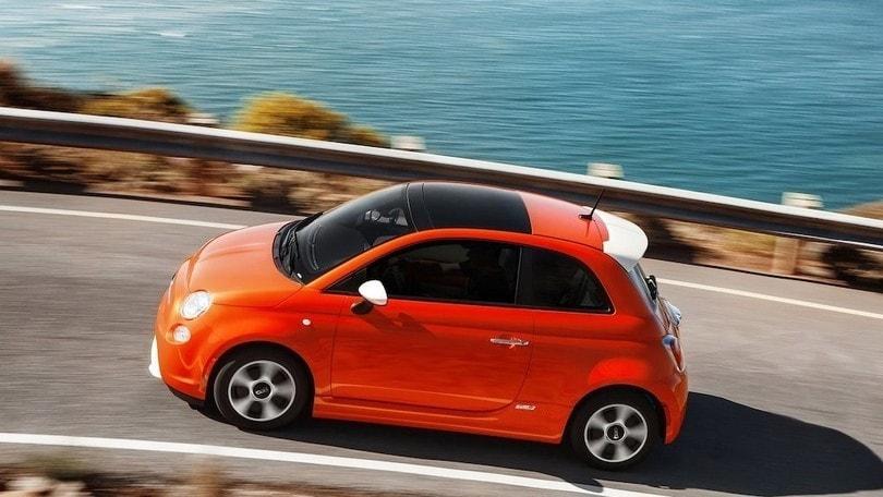 Nuova Fiat 500 elettrica: a Mirafiori parte la produzione