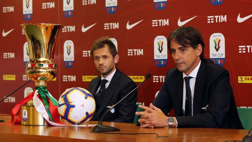 Lazio, Inzaghi: «Il mio futuro? Si vedrà, prima voglio la Coppa Italia»