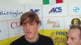 Zaniolo: «Vedo il mio futuro nella Roma. Ho pianto per De Rossi»