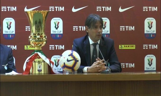 """Inzaghi: """"Vogliamo vincere la Coppa Italia davanti ai nostri tifosi"""""""