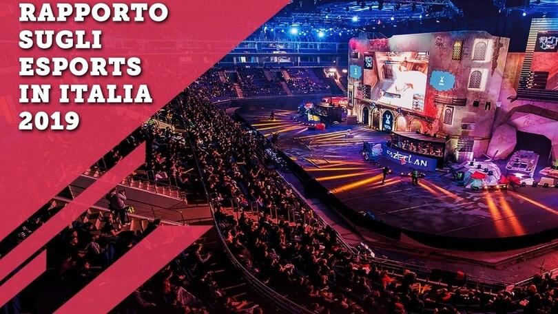 Esports: secondo AESVI sono più di un milione i fan in Italia