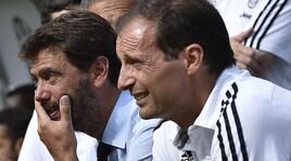 Juventus, incontro Agnelli-Allegri: dentro o fuori