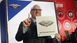 NBA, Draft Lottery: a New Orleans la prima scelta assoluta