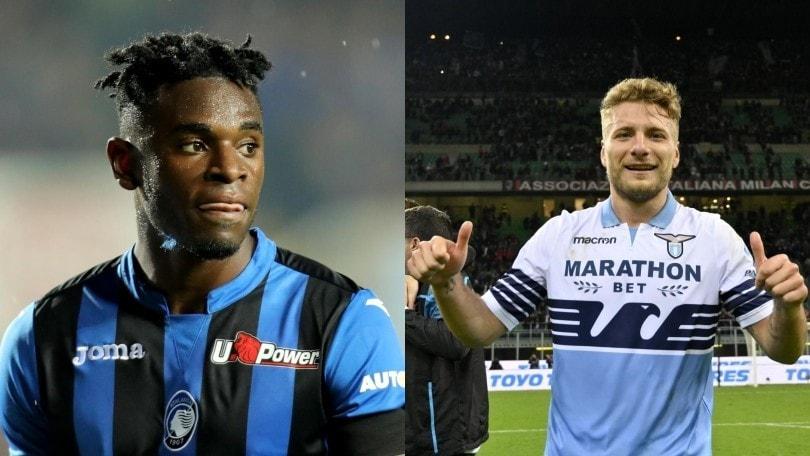Diretta Atalanta-Lazio ore 20.45: formazioni ufficiali e come vederla in tv