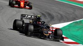 F1, test Barcellona: Magnussen conduce, bene Antonio Fuoco