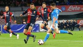 Serie A Genoa, lavoro differenziato per Biraschi
