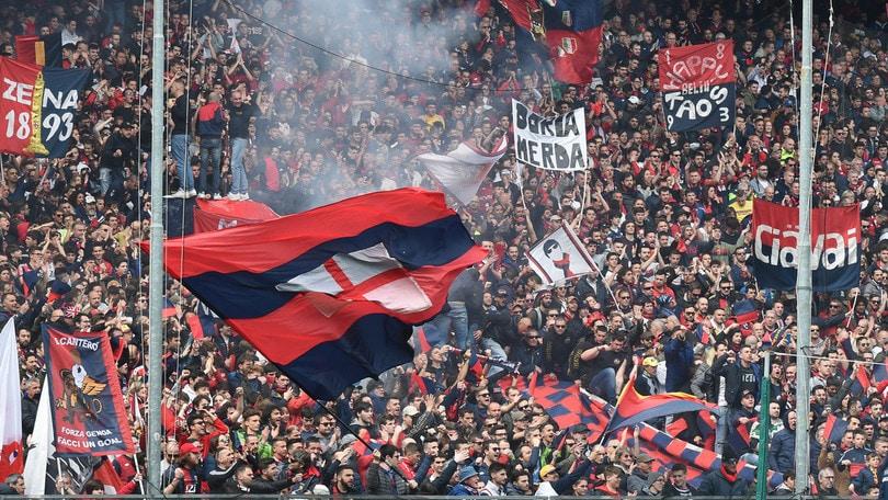 Serie A Genoa, nuova assemblea della Gradinata Nord