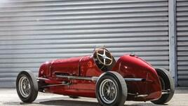 Maserati e la storica Tipo 6CM: tutte le foto