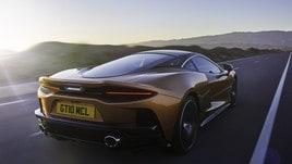 McLaren GT: le immagini della granturismo