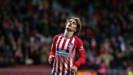 Griezmann via dall'Atletico Madrid. Il presidente: «Mi ha deluso»
